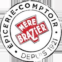 Mère Brazier Epicierie comptoire depuis 1921