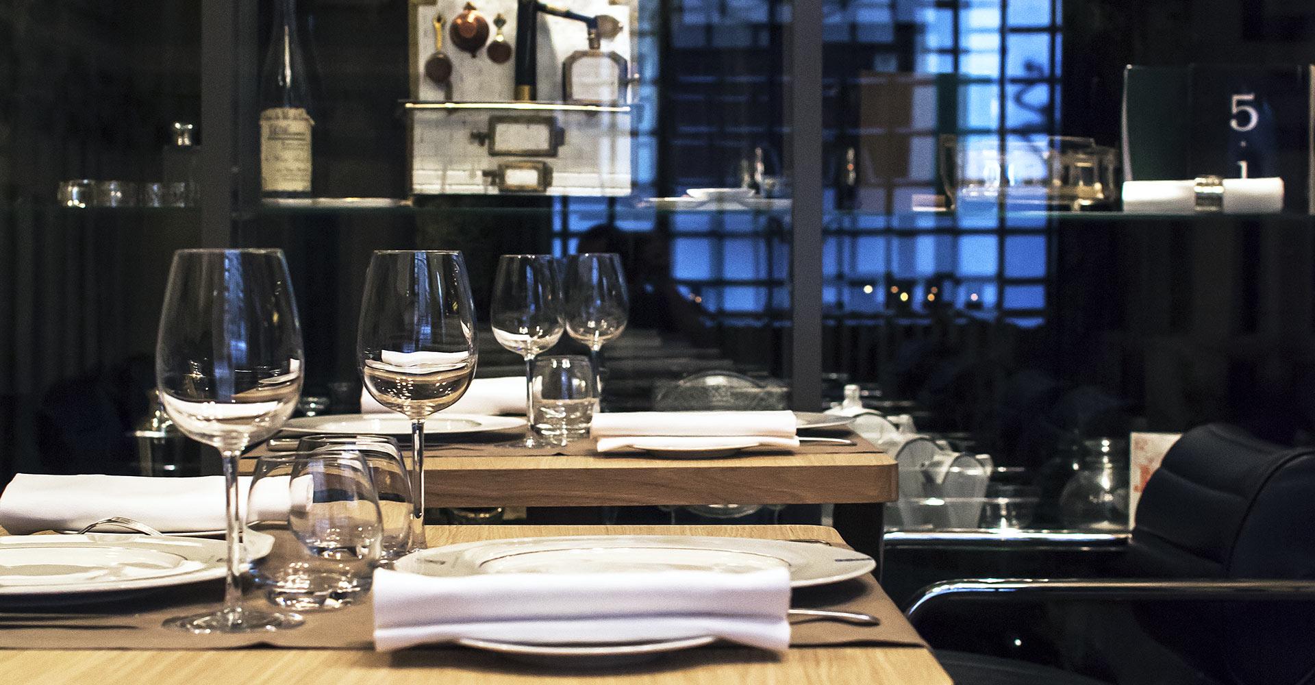 Le Restaurant Du Comptoir De La Gastronomie
