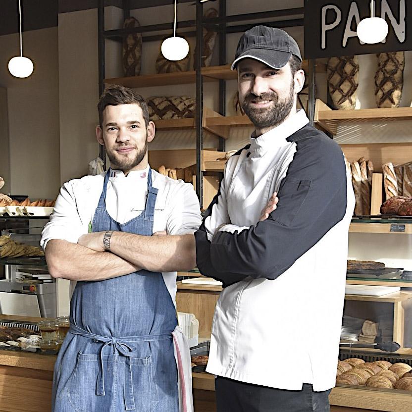 Les boulangers de l 39 picerie la m re brazier - Comptoir irlandais angers ...