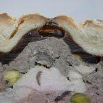 Le demi pâté-croûte de la mère Brazier