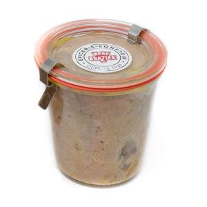 Bocal de foie gras 250g