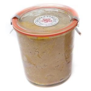 Bocal de foie gras 500g
