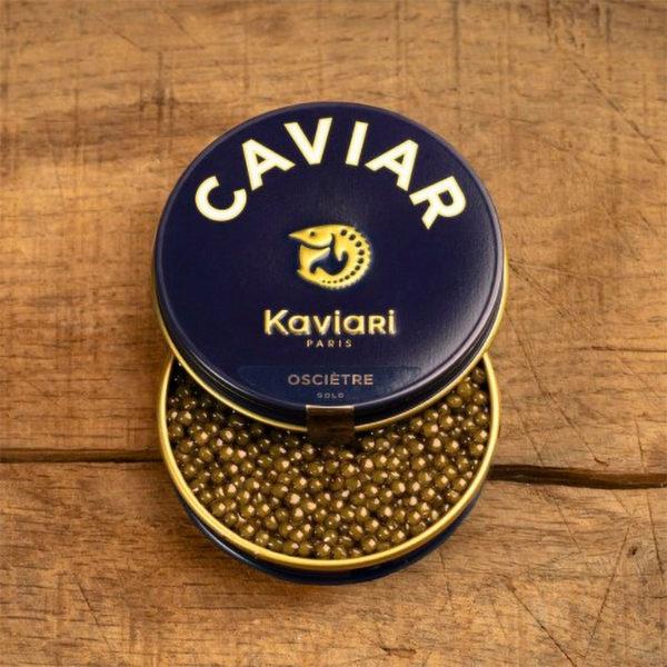 Caviar oscietre Kaviari