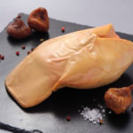 Foie gras entier lobe