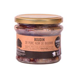 Boudin de porc noir de Bigorre
