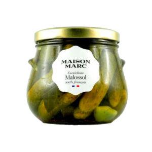 Cornichons Malossol Maison Marc