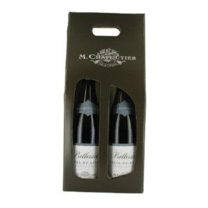 Coffret Chapoutier 2 bouteilles