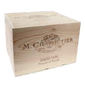 Coffret Chapoutier 6 bouteilles